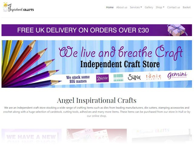 Angel Inspirational Crafts